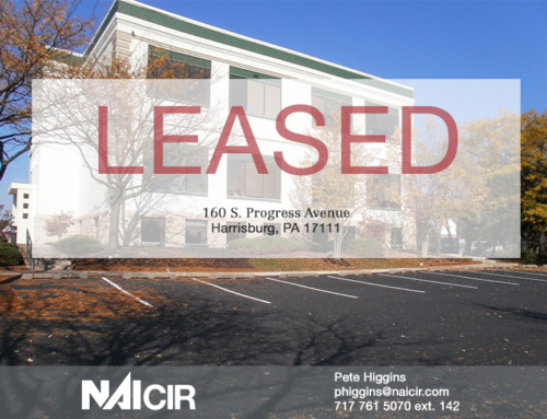 Office in Susquehanna Township Leased