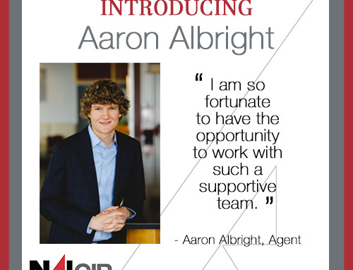 Introducing Aaron Albright