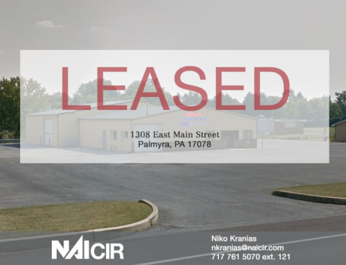 Roto-Rooter Signs New Lease in Lebanon County