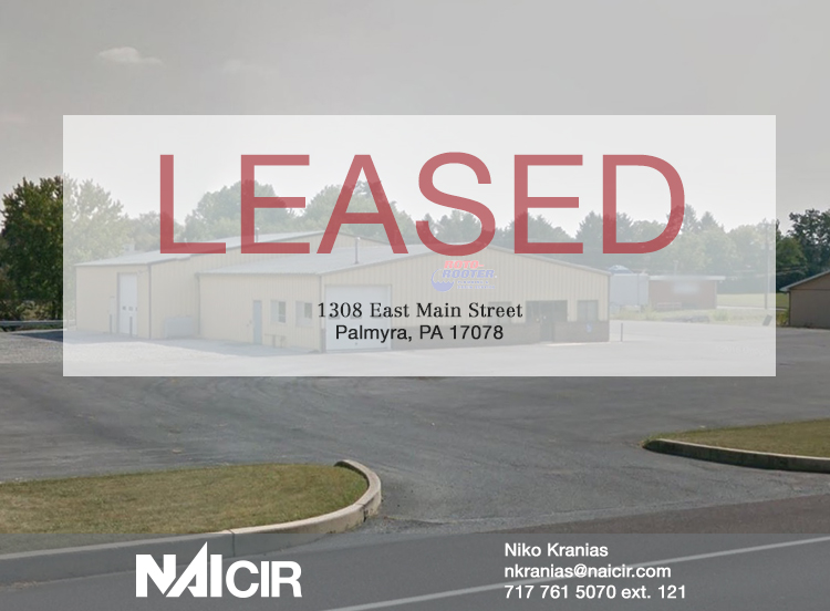 NAI CIR 1308 E Main Street Lease