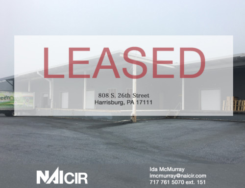 Warehouse Lease Expansion in Harrisburg