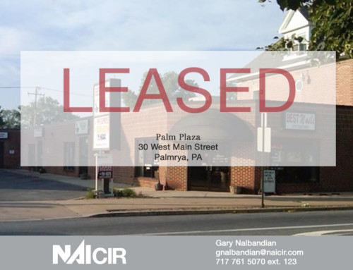 Retail Property Leased in Lebanon County