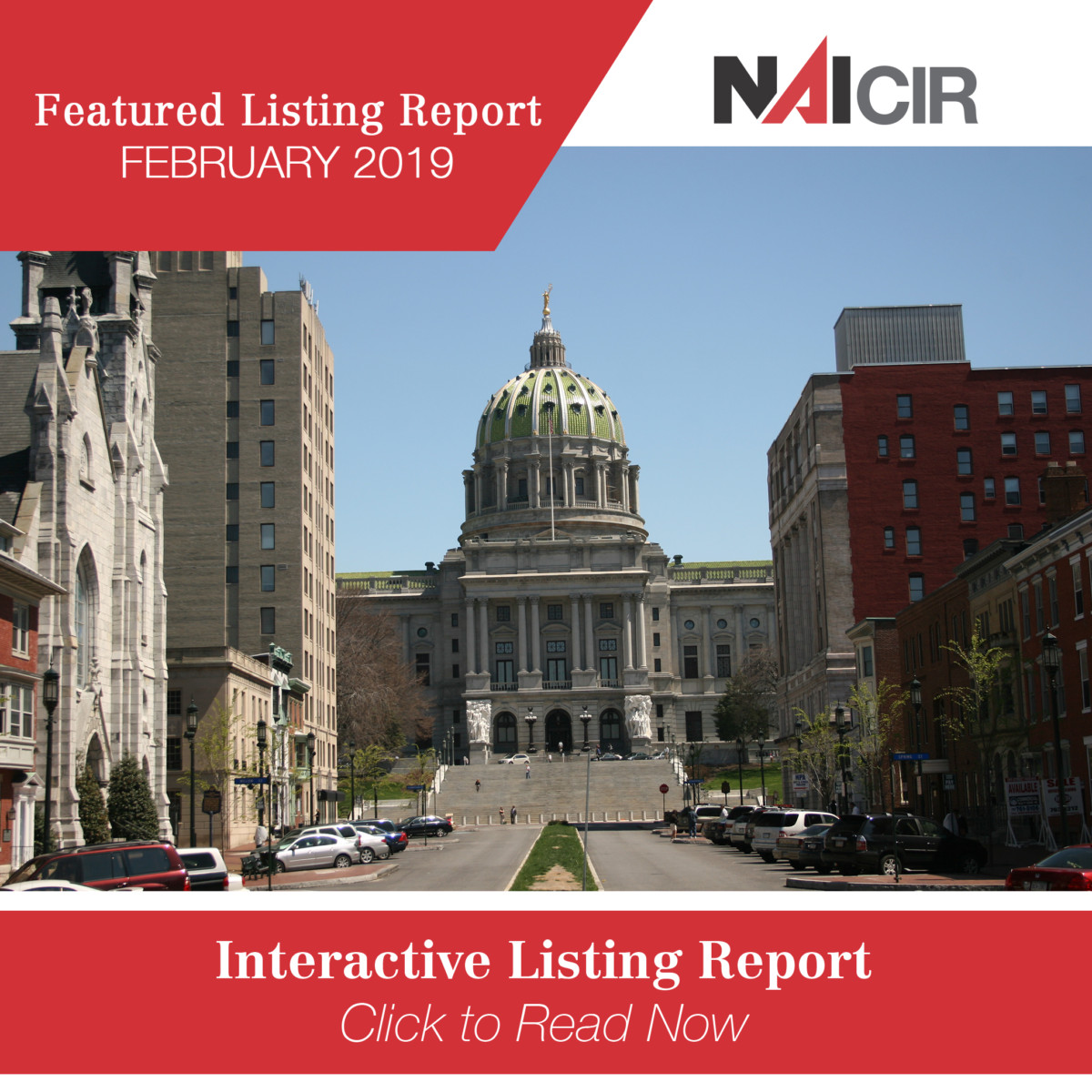 February Featured Listing Report