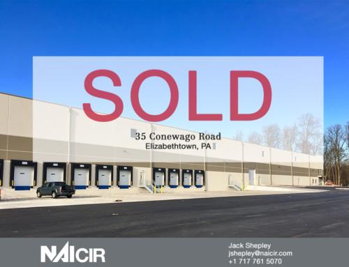 320,000 SF Warehouse Sold in Elizabethtown