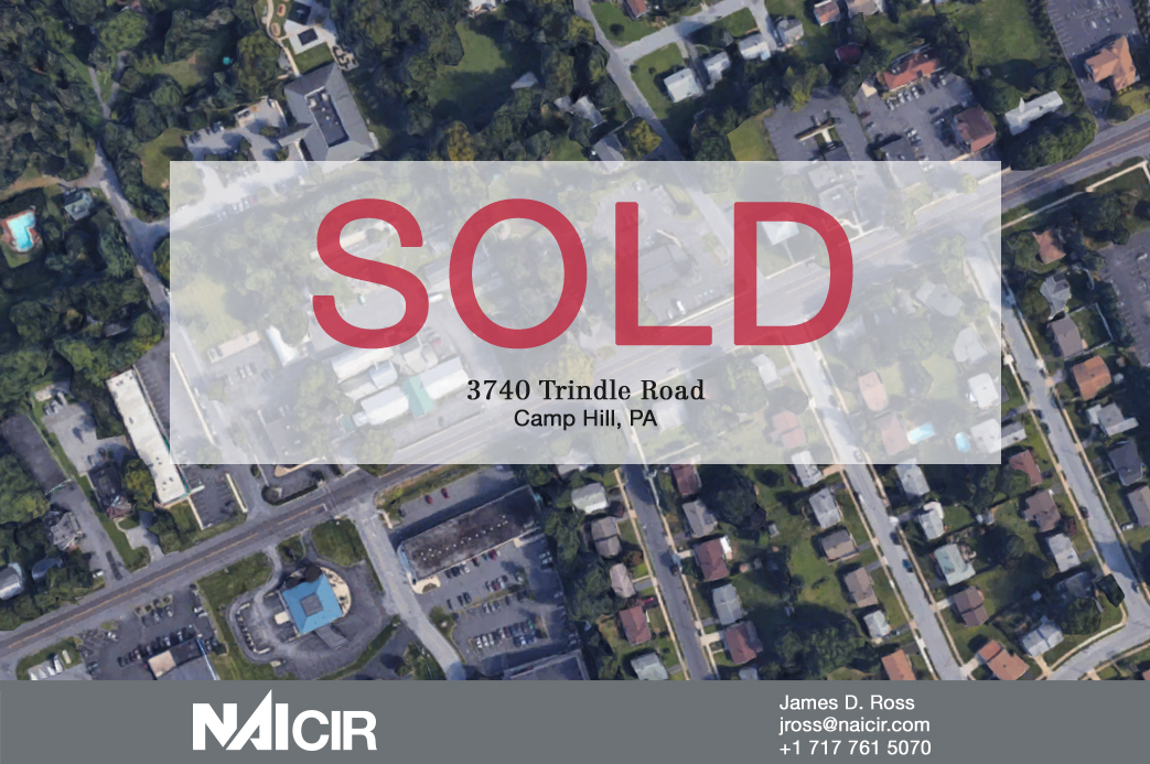 3740 Trindle Road Sold