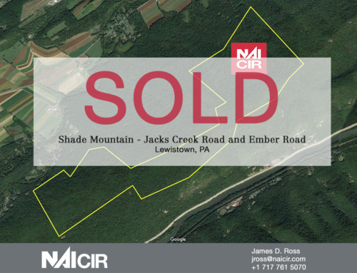 553 Acre Lot Sold by Comcast in Derry Township, Mifflin County