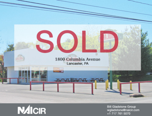 SOLD –1800 Columbia Avenue, Lancaster