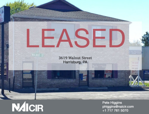 3619 Walnut Street, Office Space Leased in Harrisburg