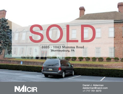 1035 Mumma Road – 33,662 SF Office Sold in Wormleysburg