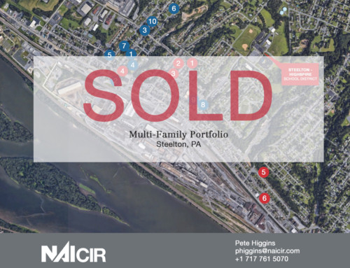 Steelton Multi-Family Portfolio Sold