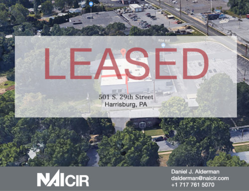 501 S. 29th Street – 3,100 SF Retail Property Leased in Paxtang Borough