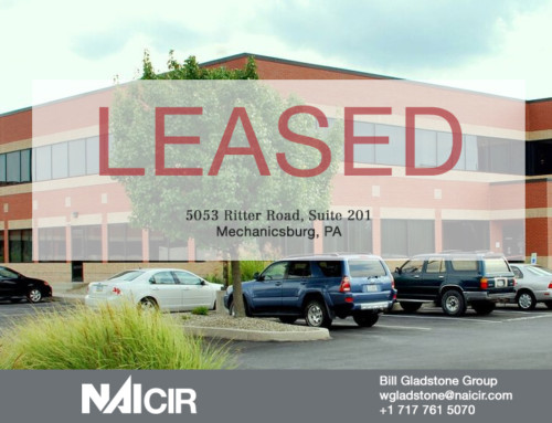 LEASED – 5053 Ritter Road, Suite 201, Mechanicsburg