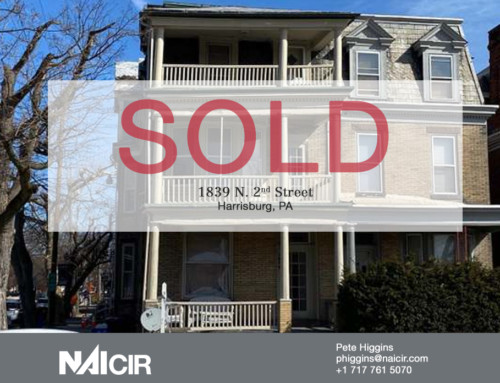 1839 N. 2nd Street – Multi-Property Property Sold on 2nd Street in Harrisburg