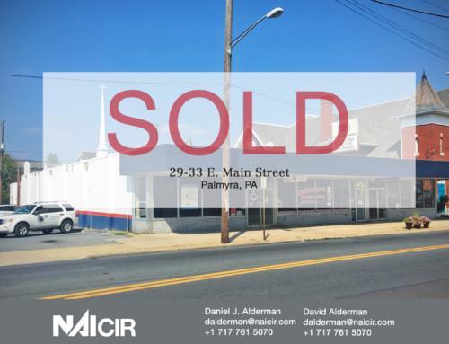 Muddy Run LLC Purchases 9,828 SF Retail Space in Palmyra