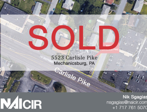 1,550 SF Retail Building Sold on the Carlisle Pike