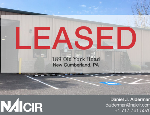 189 Old York Road | 7,000 SF Industrial Property Leased