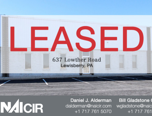 Leased – 637 Lowther Road, Lewisberry