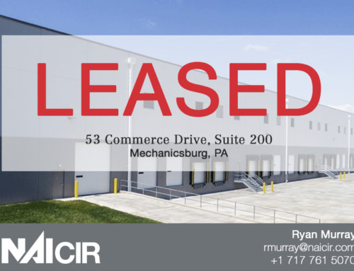 53 Commerce Drive | Class A Warehouse Facility Leased in Mechanicsburg