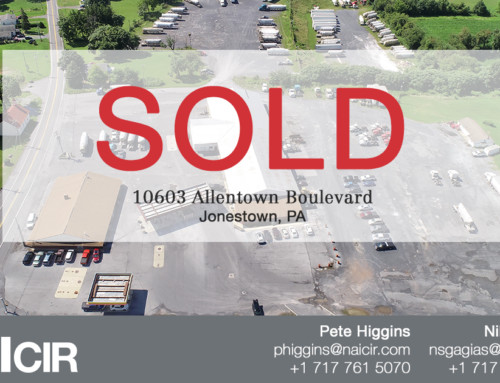 10603 Allentown Blvd. | 28,818 SF Mixed Use Property Sold in Lebanon