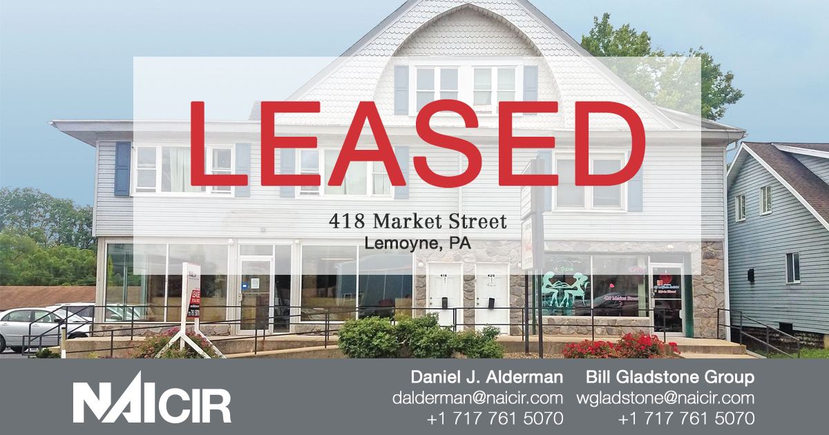 418 market street leased