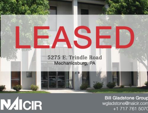 LEASED – 5275 E. Trindle Road, Suite 201, Mechanicsburg