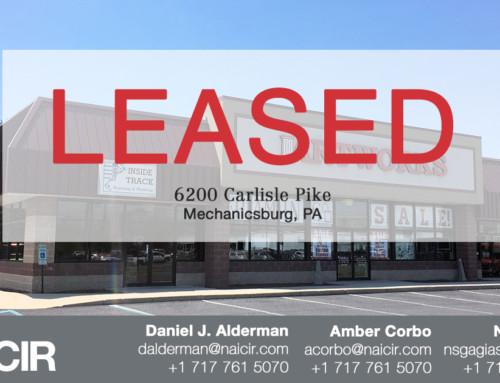 6200 Carlisle Pike   Retail Property Leased