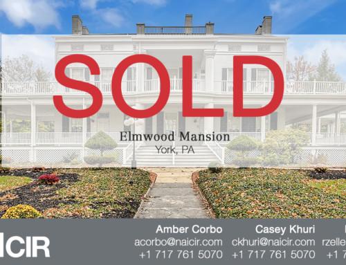 The Former Elmwood Mansion in York Sold