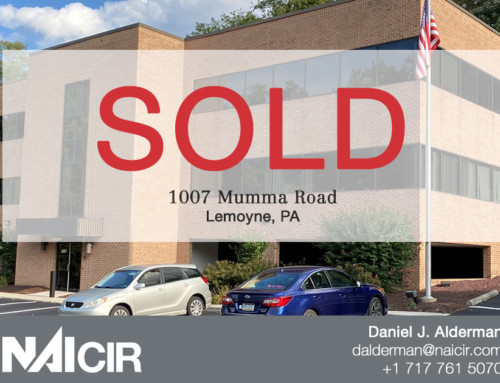 1007 Mumma Road | 13,200 SF Office Building Sold in Lemoyne