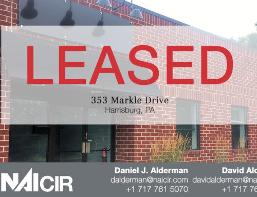 353 Markle Drive | 1,867 SF Office Suite Leased