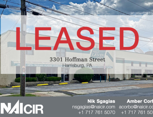3301 Hoffman Street | 8,000 SF Industrial Property Leased