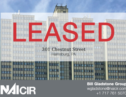 LEASED – 301 Chestnut Street, Suite G2, Harrisburg