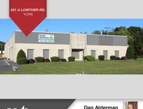 Coleson Restoration, Inc Leases Industrial Space in Lewisberry