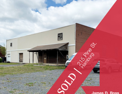 Warehouse to be Repurposed as Event Center in Hamburg